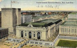 Grand Central Terminal Station - New York City - Grand Central Terminal
