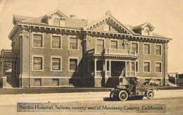 U.S.A. - Bardin Hospital, Salinas, County Seat Of Monterey County, California - Etats-Unis
