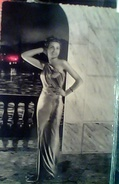 9 CARD MODA ANNI 60 SERA NOTTE MODELLE PIN UP ABITI DA SERA MOLTO BELLE /  N1960 FR6595 - Moda