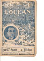 Partition- L'ocean  - Paroles: Bertal / Maubon  -- Musique: E. Spencer - - Non Classés