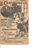 Partition- Le Carillonneur  - Paroles: Joullot / Bertal / Maubon  -- Musique: Leo Daniderff  - - Non Classés