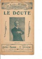 Partition- Le Doute  - Paroles:  Bertal / Maubon  -- Musique: E. Spencer  - - Non Classés