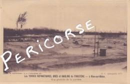 29 Riec Sur Belon  Les Terres Refractaires Gres Et Koalins Du Finistere - Autres Communes