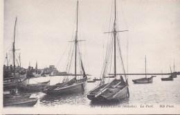 BARFLEUR -Bateaux De Pêche - Barfleur