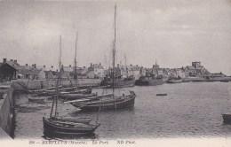BARFLEUR - Bateaux De Pêche - Le Port - Barfleur