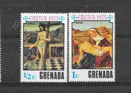 Grenada 1975 Y&T  Nr° 636,637  ** - Grenade (1974-...)