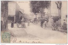 46 DURAVEL LOT PLACE DE EGLISE 1905 TRES ANIMEES CPA BON ÉTAT - Francia