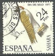 ESPAÑA COLONIAS SAHARA 1971 EDIFIL 296 Valor Clave Serie - Sahara Spagnolo