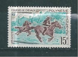 Polynésie  Timbre  De 1966  N°49  Neuf ** - Französisch-Polynesien