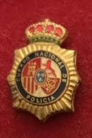 POLICE NATIONALE ESPAGNE - Polizia