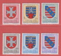 1958 ** (sans Charn., MNH, Postfrisch)  Yv  553/8    Mi  595/00
