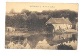 (11113-72) Brulon - Le Moulin Du Pont - Brulon