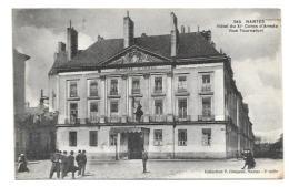 (11123-44) Nantes - Hôtel Du XIe Corps D'Armée Rue Tournefort - Nantes