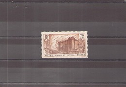 WALLIS ET FUTUNA 1939 N° 73 * - Unused Stamps