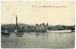 XESP.136. BARCELONA - 1908 - Barcelona