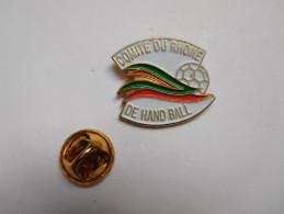 Handball , Comité Du Rhône , Hand - Handball