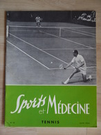 MEDECINE DU TENNIS CD INTERACTIF SOUS BLISTTER - Tennis