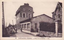 CPA - 29 - TREGASTEL - Hôtel De La Falaise - 96 - Primel