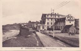CPA - 29 - TREGASTEL - Hôtel Limbour - 87 - Primel