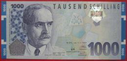 1000 Schilling 1997 (WPM 155a) Karl Landsteiner - Oostenrijk