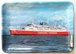 VIDE POCHES BATEAU NAVIRE FERRIE TOWNSEND THORESEN - Boats