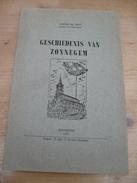Geschiedenis Van Zonnegem 1970