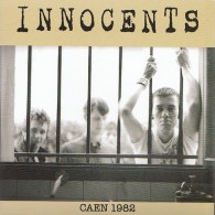 INNOCENTS - Caen 1982 - Double 45t - PUNK ROCK - Punk