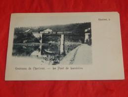 LANDELIES  -   Le Pont De Landelies     -  (2 Scans) - Montigny-le-Tilleul