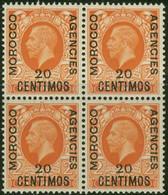 GREAT BRITAIN (MOROCCO AGENCIES)..1935..Michel # 139...MNH. - Morocco Agencies / Tangier (...-1958)