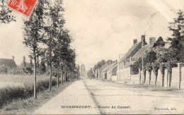 59 WORMHOUDT  Route De Cassel - Wormhout