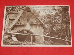 QUENAST  -  Moulin De Quenast , Brûlé Le 15 Juin 1912    -  (2 Scans) - Rebecq