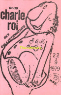 CPSM 1979 CHARLEROI CLUB DES COLLECTIONEURS  TIRAGE LIMITE A 200 No 67 - Non Classés
