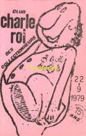 CPSM 1979 CHARLEROI CLUB DES COLLECTIONEURS  TIRAGE LIMITE A 200 No 67 - Cartes Postales