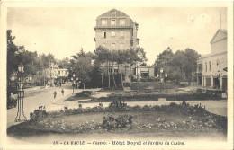 CPA La Baule Hôtel Royal Et Jardins Du Casino - La Baule-Escoublac