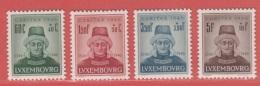 1946 ** (sans Charn., MNH, Postfrisch)  Yv  388/91    Mi  413/6