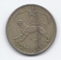 Somalia - AFIS 50 Centesimi  Silver - 1950- Roma- BB - Somalia