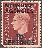 GREAT BRITAIN (MOROCCO AGENCIES)..1937..Michel # 150...MLH. - Morocco Agencies / Tangier (...-1958)