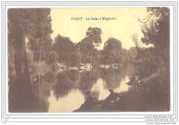 CPA 78 - POISSY (Yvelines) - La Seine à Migneaux - Poissy