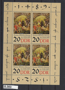 5383 ## DDR 1989  **/mint    Kl.-Bg  3271 - DDR