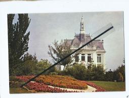 CPM -   Aulnoye  - L'Hôtel De Ville - Aulnoye