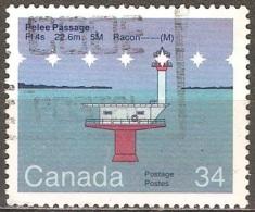 Canada - 1985 - Pelee Passage - YT 933 Oblitéré