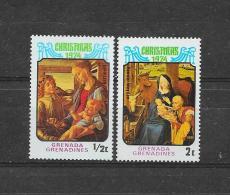 Grenada1974 Y&T Nr° 29,31 ** - Grenade (1974-...)
