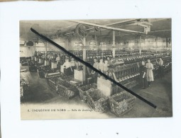 CPA  -  Industrie De Nord  -  Salle De Doublage  (filature ) - Unclassified