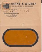 """:Lettre A Entête Aff. N°18 (.) Capt 14.1.18 De Sint Jo (Pour Cette Série , Tapez """"MaCollecFran"""" Dans Moteur De Recherche - [OC1/25] General Gov."""