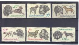 BAU1006  TSCHECHOSLOWAKEI CSSR 1973  MICHL  2154/59 ** Postfrisch  SIEHE ABBILDUNG