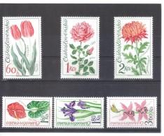 BAU1007  TSCHECHOSLOWAKEI CSSR 1973  MICHL  2147/52  ** Postfrisch  SIEHE ABBILDUNG