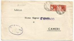 OLEGGIO - 6. 1946-.. Republik