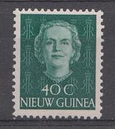 PAYS-BAS NW.GUINEA 1950  Nvph.nr: 14 Königin Juliana  NEUF Avec CHARNIERE - Nouvelle Guinée Néerlandaise