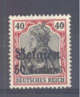 Belgien / België / Belgique  Michel #   20 B I Geprüft - Occupation 1914-18