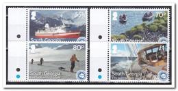 Zuid-Georgia 2016, Postfris MNH, IAATO - Zuid-Georgia